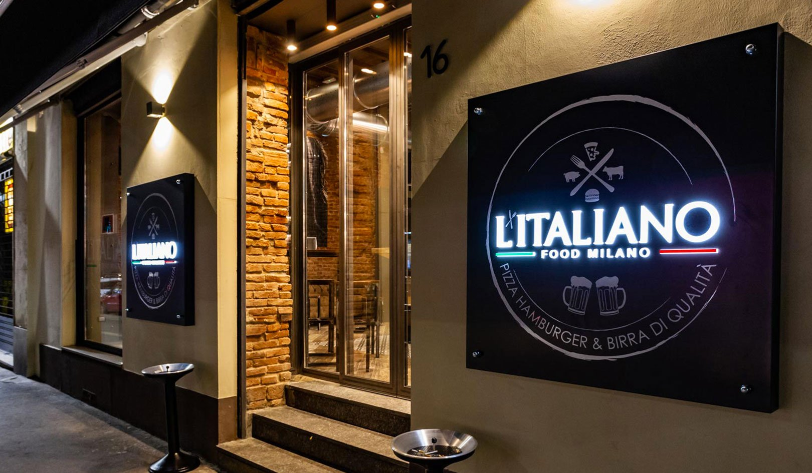 L'Italiano Food Milano