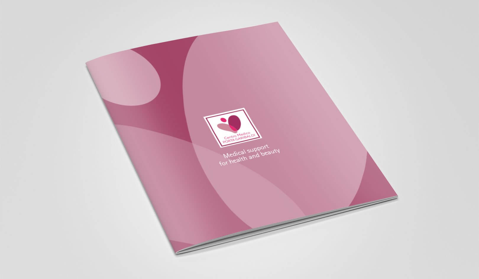 Brochure istituzionale Centro medico Porta Garibaldi